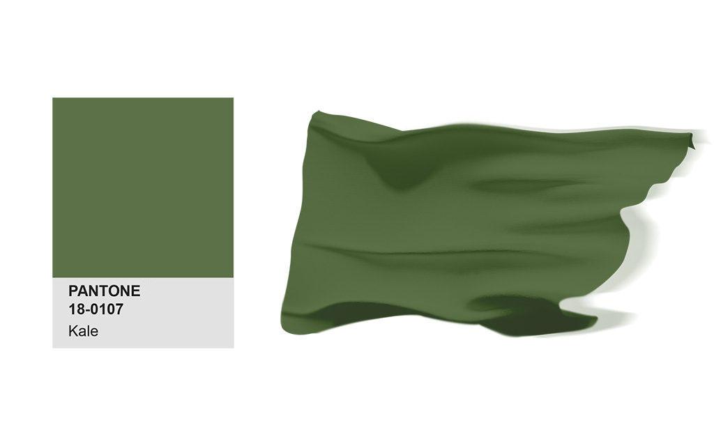 設計系,產品設計,3D列印,設計大學,工業設計,電腦設計,美術工藝,Kale,2017,PANTONE,色彩,春季,時尚,報告,Fashion,Color,Report,Spring