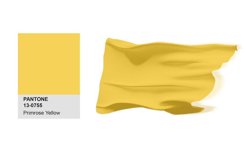 網頁設計公司,品牌顧問,推薦,Primrose Yellow,2017,PANTONE,色彩,春季,時尚,報告,顏色