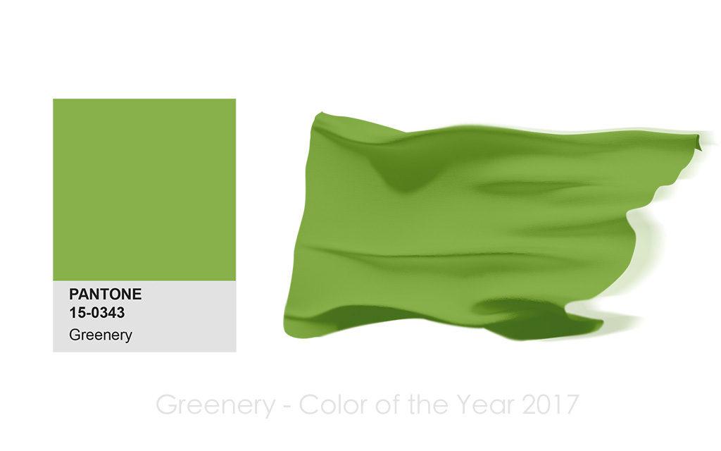網頁設計公司,品牌設計,推薦,流行色,配色,草綠,Greenery,2017,PANTONE,色彩