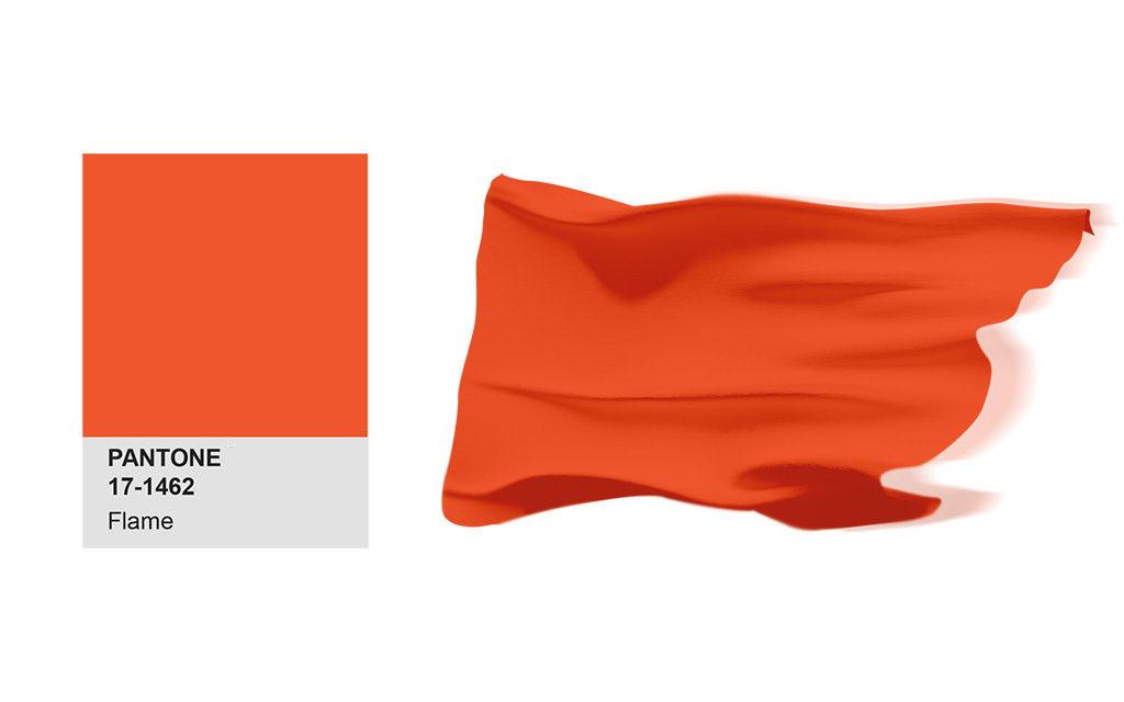网页设计公司,品牌顾问,推荐,Flame,2017,PANTONE,色彩,春季,时尚,报告,颜色