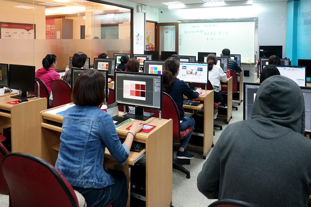 讲座,课程,数位,设计,影像,编修,教学